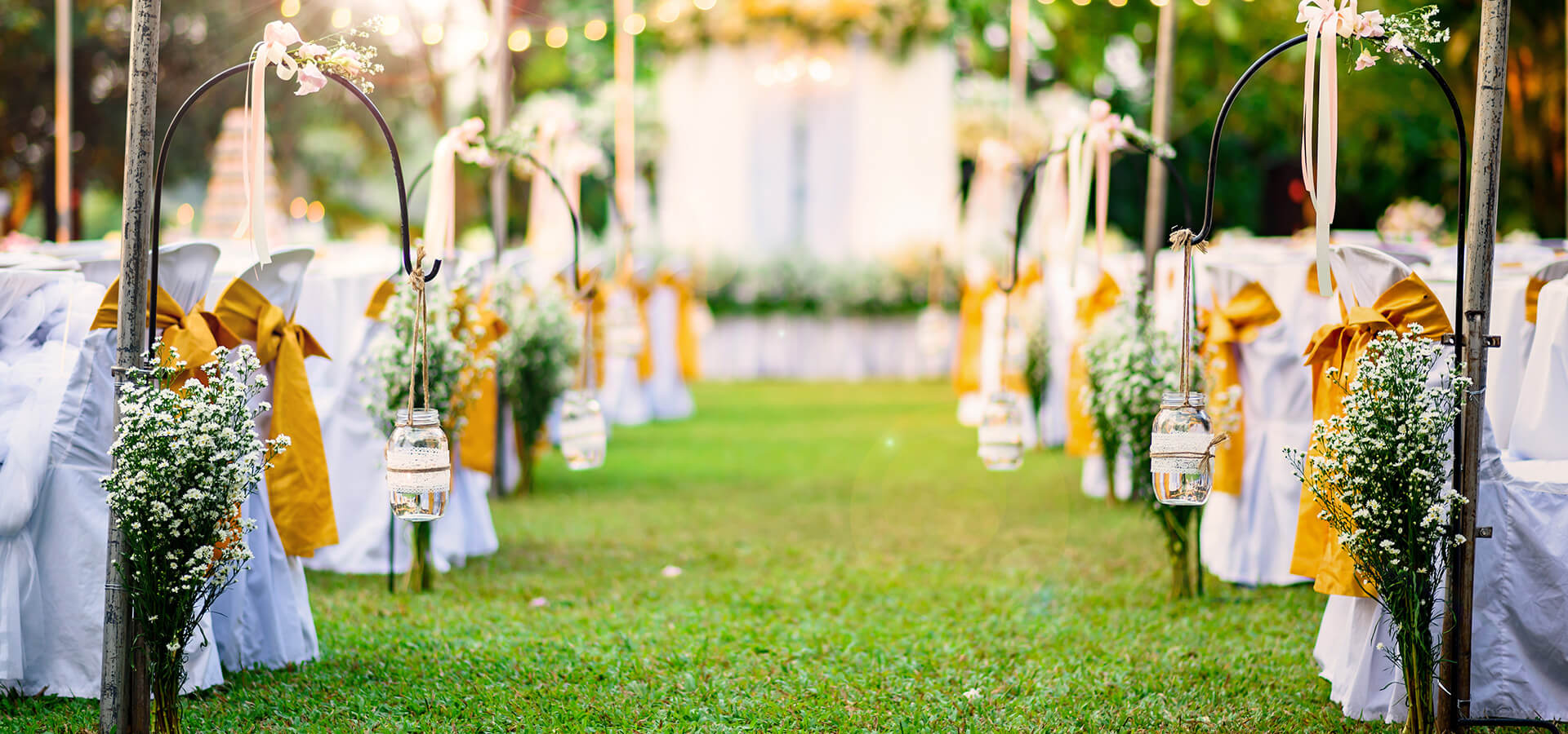 Wedding a base di piccole delizie